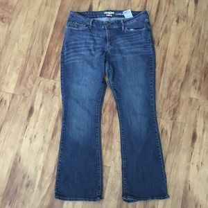 Denizen from Levi's Bootcut Jeans - Size 14
